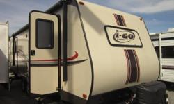 (585) 617-0564 ext.241 Used 2013 EVERGREEN IGO 269FK Travel Trailer for Sale... http://11079.qualityrvs.net/l/16586055 Copy & Paste the above link for full vehicle details