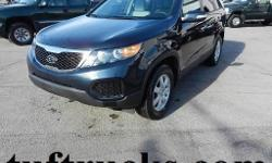 Ah!!!!!!! Sweeeet. This Kia Sorento is the ultimate in sport utility vehicle category. It is a super clean and especially well equipped. This is one of the cleanest Sorentos on the market today. It will certainly turn heads wherever it goes. If you are