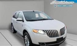 Your search is over with this 2013 LINCOLN MKX. This LINCOLN MKX offers you 19018 miles and will be sure to give you many more. In addition to its fantastic fit and finish you'll also get: dual-panel moonroofheated seatsheated rear seatspower seatsmoon