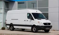 EXT trim. CD Player, Diesel, Turbo Charged Engine. CLICK NOW!======KEY FEATURES INCLUDE: Turbocharged, Diesel, CD Player MP3 Player, Keyless Entry, Electronic Stability Control, Bucket Seats, Brake Assist. ======EXPERTS RAVE: The Eurocentric Sprinter has