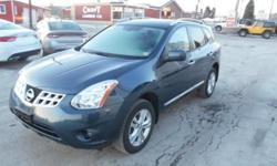 ***CLEAN VEHICLE HISTORY REPORT***, ***ONE OWNER***, and ***PRICE REDUCED***. Rogue SV, 2.5L I4 DOHC 16V, AWD, and Blue. Put down the mouse because this 2013 Nissan Rogue is the SUV you've been trying to find. It not only has plenty of power, but also