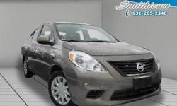 Innovative safety features and stylish design make this 2013 Nissan Versa a great choice for you. This Nissan Versa offers you 37217 miles and will be sure to give you many more. You'll love this long list of impressive amenities: power windowspower locks