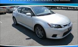 To learn more about the vehicle, please follow this link: http://used-auto-4-sale.com/108854221.html Climb inside the 2013 Scion tC! It just arrived on our lot this past week! This model accommodates 5 passengers comfortably, and provides features such