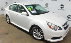 To learn more about the vehicle, please follow this link: http://used-auto-4-sale.com/108695846.html Here it is! Hurry and take advantage now! Familiarize yourself with the 2013 Subaru Legacy! With active-steering and all-wheel drive, this car easily