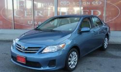 2013 Toyota Corolla LE with 16,690 miles**4 Cylinder**Front Wheel Drive**Automatic**Bluetooth**Power Windows**Alloy Wheels**Remote Keyless Entry**Air Conditioning**Power Door locks**Cruise Control**4-Wheel ABS****Rear Window Defroster**Auto Check shows NO