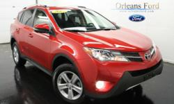 ***MOONROOF***, ***XLE***, ***CLEAN ONE OWNER CARFAX***, ***NON SMOKER***, ***BEST VALUE***, ***WE FINANCE***, and ***TRADE HERE***. AWD! If you're looking for an used vehicle in wonderful condition, look no further than this 2013 Toyota RAV4. You won't