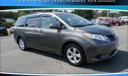 To learn more about the vehicle, please follow this link: http://used-auto-4-sale.com/108681107.html Climb inside the 2013 Toyota Sienna! A practical vehicle that doesn't sacrifice style! Top features include front bucket seats, front and rear reading
