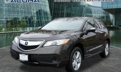 In this amazing 2014 Acura RDX AWD, your experience will always be incredible with top-notch features like dual climate control, anti-lock brakes, a backup camera, traction control, dual airbags, digital display, and airbag deactivation. Experience the