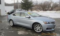 ***CLEAN VEHICLE HISTORY REPORT***, ***ONE OWNER***, ***PRICE REDUCED***, and HEATED AND COOLED SEATS. Impala LTZ 2LZ, Silver, and Black Leather. Take your hand off the mouse because this 2014 Chevrolet Impala is the car you've been searching for. It has