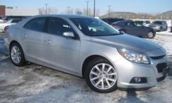 All the right ingredients! Come to the experts! This charming-looking 2014 Chevrolet Malibu is the rare family vehicle you are looking for. This great Chevrolet is one of the most sought after used vehicles on the market because it NEVER lets owners down.