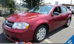 To learn more about the vehicle, please follow this link: http://used-auto-4-sale.com/108716764.html Only 11,770 Miles! Delivers 30 Highway MPG and 21 City MPG! This Dodge Avenger delivers a Regular Unleaded I-4 2.4 L/144 engine powering this Automatic