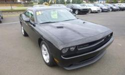 ***CLEAN VEHICLE HISTORY REPORT***, ***ONE OWNER***, and ***PRICE REDUCED***. Challenger SE and Black. You Win! Look! Look! Look! Set down the mouse because this 2014 Dodge Challenger is the car you've been looking to get your hands on. Dodge has