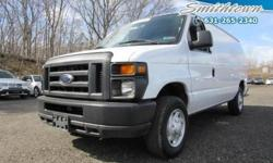 With a mix of style and luxury you?ll be excited to jump into this 2014 Ford Econoline Cargo Van every morning. This Ford Econoline Cargo Van offers you 25180 miles and will be sure to give you many more. It's equipped with many conveniences at your