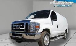 This 2014 Ford Econoline Cargo Van is a dream machine designed to dazzle you! This Ford Econoline Cargo Van offers you 8227 miles and will be sure to give you many more. You'll enjoy first-class features such as: power windowspower locks and mp3 audio