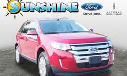 To learn more about the vehicle, please follow this link: http://used-auto-4-sale.com/108363938.html Don't let this awesome 2014 Ford Edge SEL get away, with luxuries like CD player, dual climate control, anti-lock brakes, a backup camera, parking