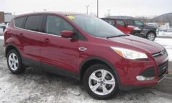 ***CLEAN VEHICLE HISTORY REPORT***, ***ONE OWNER***, and ***PRICE REDUCED***. Escape SE, EcoBoost 2.0L I4 DGI DOHC Turbocharged VCT, AWD, and Red. Looking for a terrific deal on a wonderful 2014 Ford Escape? Well, we've got it! Motor Trend reports that