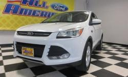 To learn more about the vehicle, please follow this link: http://used-auto-4-sale.com/108304950.html New Arrival! CarFax 1-Owner, This 2014 Ford Escape SE will sell fast -Backup Camera -4X4 4WD -Bluetooth Multi-Point Inspected -Aux. Audio Input ABS Brakes