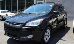 To learn more about the vehicle, please follow this link: http://used-auto-4-sale.com/78930823.html Snatch a bargain on this 2014 Ford Escape SE before someone else takes it home. Comfortable but easy-moving, its tried-and-true Automatic transmission and