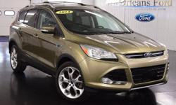 To learn more about the vehicle, please follow this link: http://used-auto-4-sale.com/108288587.html *MOONROOF*, *TITANIUM 4X4*, *HEATED LEATHER*, *2.0L ECOBOOST*, *REAR VIEW CAMERA*, *REMOTE KEYLESS ENTRY*, *CLEAN CARFAX*, and *HUGE SLECTION HERE*.
