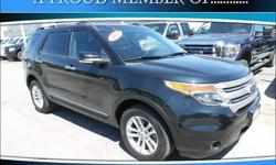 To learn more about the vehicle, please follow this link: http://used-auto-4-sale.com/108680908.html Load your family into the 2014 Ford Explorer! This vehicle stands out amidst intense competition in the fullsize SUV segment! Ford prioritized comfort and