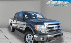 Every time you get behind the wheel of this 2014 Ford F-150 you'll be so happy you took it home from Smithtown Ford. This Ford F-150 offers you 18817 miles and will be sure to give you many more. You may be pleasantly surprised by the many features of