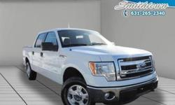 This 2014 Ford F-150 has all you've been looking for and more! This Ford F-150 offers you 14687 miles and will be sure to give you many more. Its sensibility is matched by a spread of extra features which include: 4WDpower windowspower locksblue tooth and