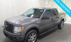 To learn more about the vehicle, please follow this link: http://used-auto-4-sale.com/108132799.html CLEAN VEHICLE HISTORY/NO ACCIDENTS REPORTED and ONE OWNER. 4WD. Crew Cab! Come to the experts! If you've been hunting for the perfect 2014 Ford F-150 to