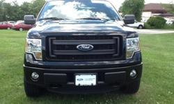 To learn more about the vehicle, please follow this link: http://used-auto-4-sale.com/108681872.html Ford Certified! 2014 Ford F-150 STX in Tuxedo Black, Bluetooth for Phone and Audio Streaming, ONLY 16304 Miles! Trailer Tow Package,, and AM/FM CD/MP3