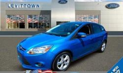 To learn more about the vehicle, please follow this link: http://used-auto-4-sale.com/107988335.html Only 8,289 Miles! Scores 37 Highway MPG and 27 City MPG! Carfax One-Owner Vehicle. This Ford Focus boasts a Regular Unleaded I-4 2.0 L/122 engine powering