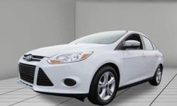 Get lots for your money with this 2014 Ford Focus. This Ford Focus offers you 12582 miles and will be sure to give you many more. You won't be able to pass up on these extra features: power windowspower locksblue tooth and mp3 audio input We work our