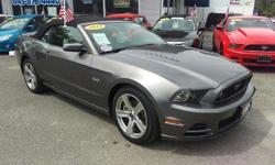 To learn more about the vehicle, please follow this link: http://used-auto-4-sale.com/107879043.html 2014FordMustang48,1895.0L V8GrayCALL US at (845) 876-4440 WE FINANCE! TRADES WELCOME! CARFAX Reports www.rhinebeckford.com !! Our Location is: Rhinebeck