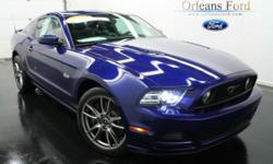***GT TRACK PACKAGE***, ***6 SPEED MANUAL***, ***HEATED LEATHER***, ***3:73 LIMITED SLIP***, and ***REAQUIRED VEHICLE.....CALL FOR DETAILS***. Do you want it all, especially plenty of performance? Well, with this good-looking 2014 Ford Mustang, you are