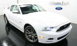 ***GT TRACK PACKAGE***, ***6 SPEED MANUAL***, ***3:73 LIMITED SLIP***, ***LEATHER***, ***5.0L V8***, LOW MILES***, and ***REAQUIRED VEHICLE....CALL FOR DETAILS***. This 2014 Mustang is for Ford fans who are yearning for an exhilarating high-performance