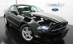 ***LIMITED SLIP***, ***SYNC PACKAGE***, ***AUTOMATIC***, ***TECH PACKAGE***, ***POWER SEAT***, and ***CLEAN ONE OWNER CARFAX***. Tired of the same tedious drive? Well change up things with this outstanding 2014 Ford Mustang. This Mustang's engine never