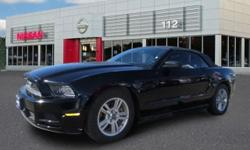 2014 FORD MUSTANG 2dr Car V6 Our Location is: Nissan 112 - 730 route 112, Patchogue, NY, 11772 Disclaimer: All vehicles subject to prior sale. We reserve the right to make changes without notice, and are not responsible for errors or omissions. All prices