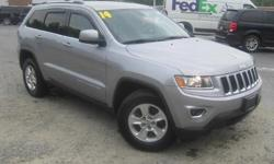 To learn more about the vehicle, please follow this link: http://used-auto-4-sale.com/108762248.html ***CLEAN VEHICLE HISTORY REPORT***, ***ONE OWNER***, and ***PRICE REDUCED***. Grand Cherokee Laredo, 3.6L V6 Flex Fuel 24V VVT, 8-Speed Automatic, 4WD,
