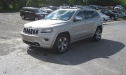 To learn more about the vehicle, please follow this link: http://used-auto-4-sale.com/108762283.html ***CLEAN VEHICLE HISTORY REPORT***, ***ONE OWNER***, and ***PRICE REDUCED***. Grand Cherokee Overland, 3.6L V6 Flex Fuel 24V VVT, 8-Speed Automatic, 4WD,