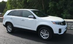 To learn more about the vehicle, please follow this link: http://used-auto-4-sale.com/108211466.html Passenger room aplenty. Lots of leeway in the cabin. Be the talk of the town when you roll down the street in this attractive-looking 2014 Kia Sorento. It