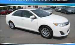 To learn more about the vehicle, please follow this link: http://used-auto-4-sale.com/108681041.html Load your family into the 2014 Toyota Camry! It just arrived on our lot this past week! With fewer than 15,000 miles on the odometer, this 4 door sedan
