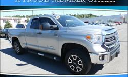 To learn more about the vehicle, please follow this link: http://used-auto-4-sale.com/108681136.html Introducing the 2014 Toyota Tundra! It just arrived on our lot this past week! This 4 door, 6 passenger truck just recently passed the 50,000 mile mark!