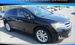 To learn more about the vehicle, please follow this link: http://used-auto-4-sale.com/108681048.html Introducing the 2014 Toyota Venza! Generously equipped and boasting stylish interior comfort, this vehicle challenges all competitors, regardless of price