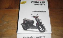 Covers 2014-2015 Yamaha FJR1300ES (Electronic Suspension) Part# LIT-11616-27-49 FREE domestic USA delivery via US Postal Service FLAT RATE FEE for all non-US orders will be sent using Air Mail Parcel Post, duty free gift status, 7-10 business days for
