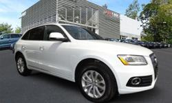 2015 Audi Q5 Sport Utility Premium Plus Our Location is: Classic Audi - 541 White Plains Rd, Eastchester, NY, 10709 Disclaimer: All vehicles subject to prior sale. We reserve the right to make changes without notice, and are not responsible for errors or