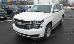 4WD. You win! Yeah baby! Please don't hesitate to give us a call! We value you as a customer and would love the chance to get you in this great-looking 2015 Chevrolet Tahoe. Add up all the hours you spend in your SUV each year, and you'll certainly