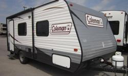(585) 617-0564 ext.233 New 2015 Coleman Coleman CTS16FB Travel Trailer for Sale... http://11079.qualityrvs.net/l/16586227 Copy & Paste the above link for full vehicle details
