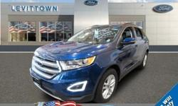 To learn more about the vehicle, please follow this link: http://used-auto-4-sale.com/108571453.html Only 2,578 Miles! Boasts 28 Highway MPG and 20 City MPG! Carfax One-Owner Vehicle. This Ford Edge delivers a Regular Unleaded V-6 3.5 L/213 engine