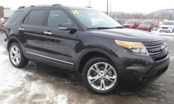 ***CLEAN VEHICLE HISTORY REPORT***, ***ONE OWNER***, and ***PRICE REDUCED***. Explorer Limited, AWD, and Black. Your satisfaction is our business! Set down the mouse because this 2015 Ford Explorer is the SUV you've been hunting for. This spirited machine