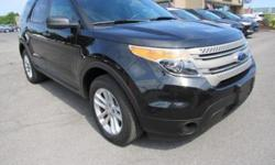 To learn more about the vehicle, please follow this link: http://used-auto-4-sale.com/108841413.html Clean! Fresh Arrival! This 2015 Ford Explorer includes: Tow Package, Bluetooth, Cruise control, 3rd row seating, remote keyless entry, an overhead