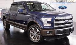 To learn more about the vehicle, please follow this link: http://used-auto-4-sale.com/108678460.html *KING RANCH*, *NAVIGATION*, *MOONROOF*, *TECH PACKAGE*, *TRAILER TOW*, *HEATED COOLED LEATHER*, and *36 GALLON TANK*. Nice truck! Call us now! Want to