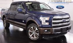 To learn more about the vehicle, please follow this link: http://used-auto-4-sale.com/108637689.html *KING RANCH*, *NAVIGATION*, *MOONROOF*, *TECH PACKAGE*, *TRAILER TOW*, *HEATED COOLED LEATHER*, and *36 GALLON TANK*. Nice truck! Call us now! Want to